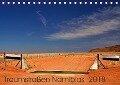 Traumstraßen Namibias (Tischkalender 2018 DIN A5 quer) - Nicola Furkert
