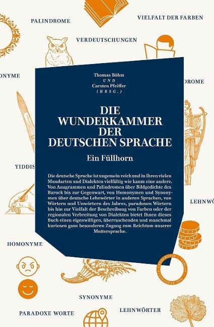 Die Wunderkammer der Deutschen Sprache -