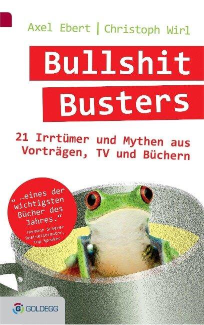 Bullshit Busters - Axel Ebert, Christoph Wirl