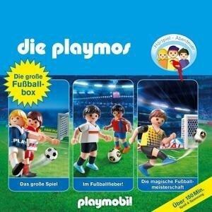 Die Playmos - Fußball-Box -