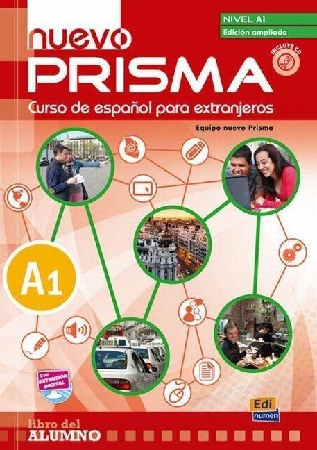 nuevo Prisma A1 alumno + CD Edic.ampliada -