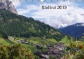 Südtirol 2019 (Wandkalender 2019 DIN A3 quer) - Thilo Seidel