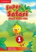 Super Safari 1 Class Audio 2CD - Herbert Puchta