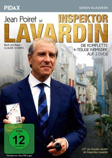 Inspektor Lavardin - Dominique Roulet, Claude Chabrol, Matthieu Chabrol, Michel Portal