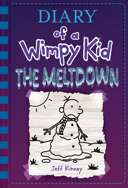 Diary of a Wimpy Kid Book 13. The Meltdown - Jeff Kinney