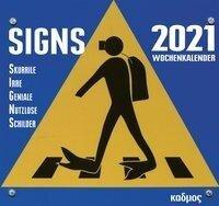 SIGNS (2021) - Wolfram Burckhardt