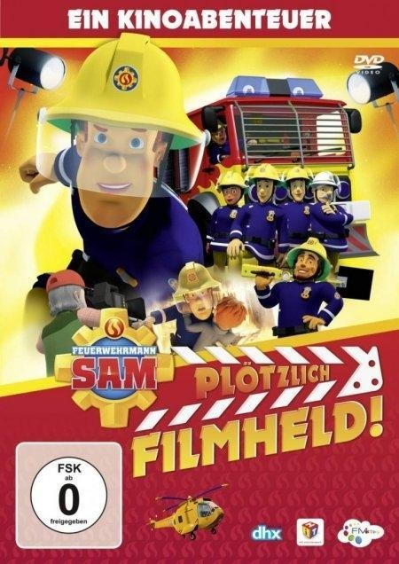 Feuerwehrmann Sam - Plötzlich Filmheld (Kinofilm) -
