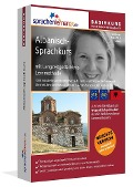 Sprachenlernen24.de Albanisch-Basis-Sprachkurs. PC CD-ROM + MP3-Audio-CD -