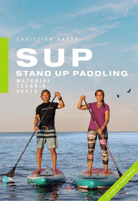 SUP - Stand Up Paddling - Christian Barth