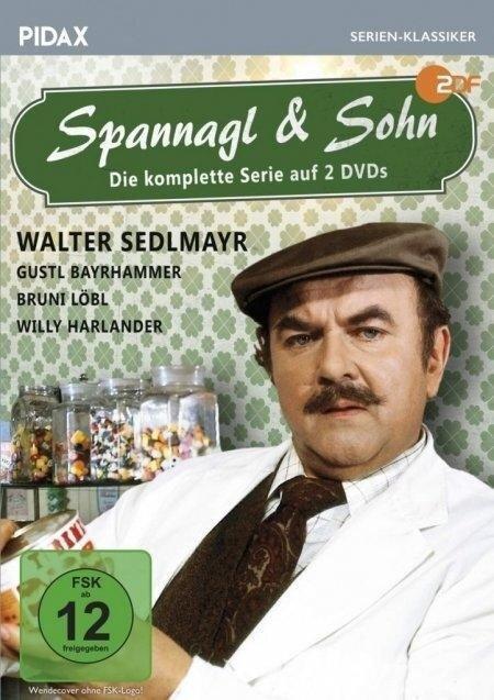 Spannagl & Sohn - Heinz Pauck, Christian Sasse, Walter Sedlmayr, Hans Posegga