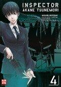 Inspector Akane Tsunemori (Psycho-Pass) 04 - Hikaru Miyoshi, Gen Urobuchi