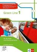 Green Line 1. Fit für Tests und Klassenarbeiten mit Lösungsheft und CD-ROM. Neue Ausgabe -
