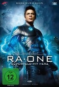 Ra.One - Superheld mit Herz - David Benullo, Kanika Dhillon, Niranjan Iyengar, Shah Rukh Khan, Mushtaq Sheikh