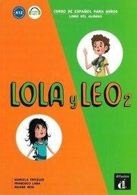 Lola y Leo 2. Libro del alumno + MP3 descargable -