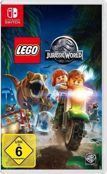 LEGO Jurassic World (Nintendo Switch) -