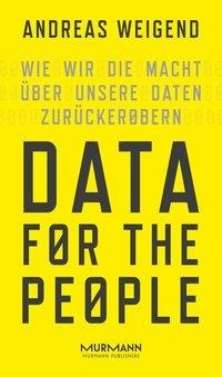 Data for the People - Andreas Weigend