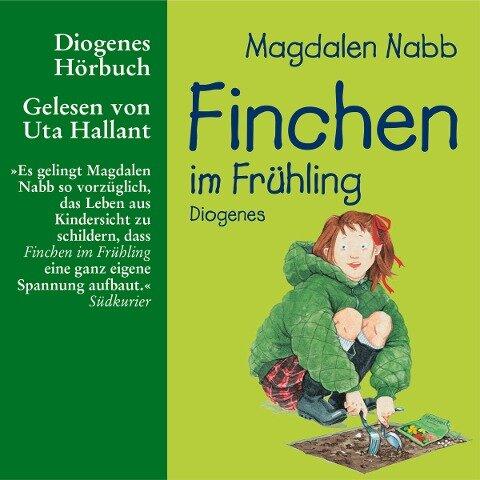 Finchen im Frühling - Magdalen Nabb