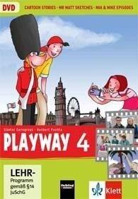Playway ab Klasse 3. 4.Schuljahr. DVD. Ausgabe 2013 -