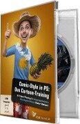 Comic-Style: Das Cartoon-Training für Photoshop - Anna Demianenko, Andreas Fülscher, Christian Haasz, Thure Kjer, Gabor Richter