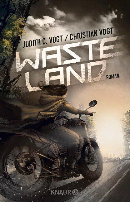 Wasteland - Judith C. Vogt, Christian Vogt