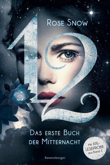12 - Das erste Buch der Mitternacht, Band 1 - Rose Snow