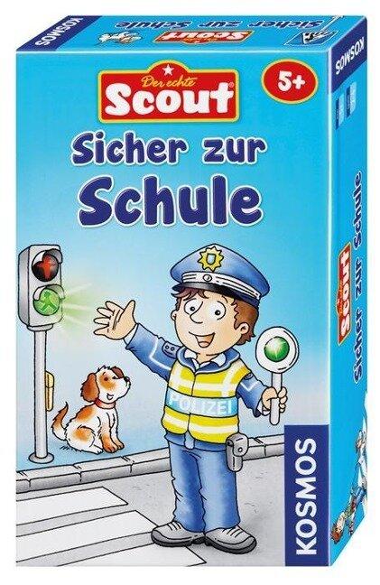 Scout - Sicher zur Schule - Tanja Engel, Barbara Schyns