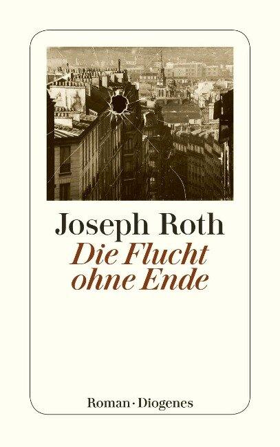 Flucht ohne Ende - Joseph Roth