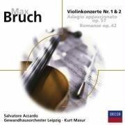 Violinkonzerte Nr. 1 & 2 - Max Bruch