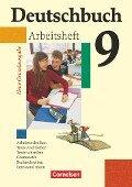 Deutschbuch - Neue Grundausgabe 9. Schuljahr. Arbeitsheft mit Lösungen -