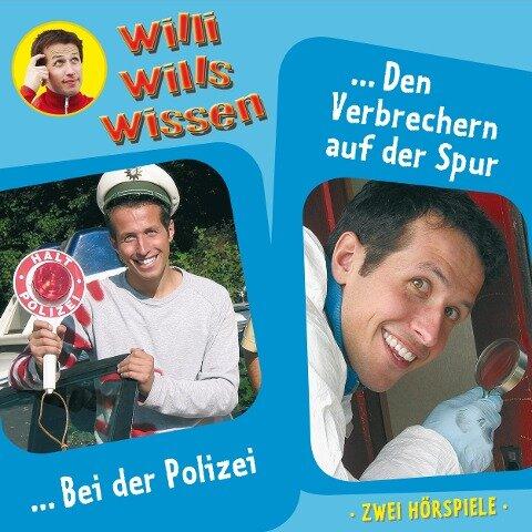 Willi wills wissen, Folge 6: Bei der Polizei / Den Verbrechern auf der Spur - Jessica Sabasch