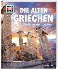 Die alten Griechen. Götter, Helden, Dichter - Claire Singer