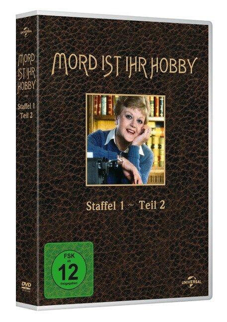 Mord ist ihr Hobby - Staffel 1.2 -