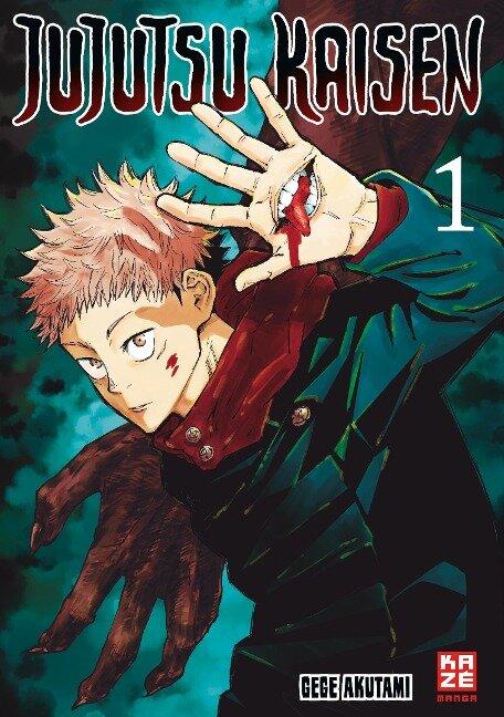 Jujutsu Kaisen - Band 1 - Akutami Gege
