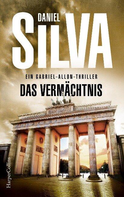 Das Vermächtnis - Daniel Silva