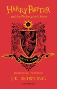 Harry Potter and the Philosopher's Stone. Gryffindor Edition - Joanne K. Rowling
