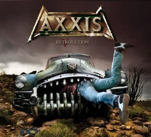 Retrolution (Digipak) - Axxis
