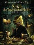 Die Stadt der Träumenden Bücher (Comic) - Walter Moers