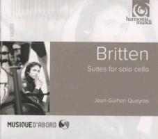 Cellosuiten - Jean-Guihen Queyras