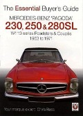 Mercedes Benz Pagoda 230SL, 250SL and 280SL Roadsters and Coupes - Chris Bass