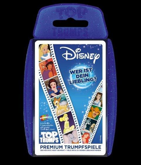 Top Trumps Disney Classic - 2016 -