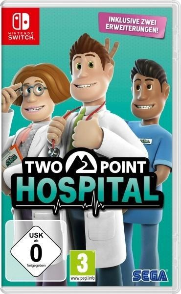 Two Point Hospital (Nintendo Switch) -