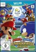Mario & Sonic bei den Olympischen Spielen: Rio 2016. Wii U -