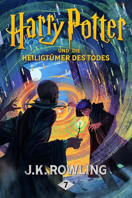 Harry Potter und die Heiligtümer des Todes - J. K. Rowling