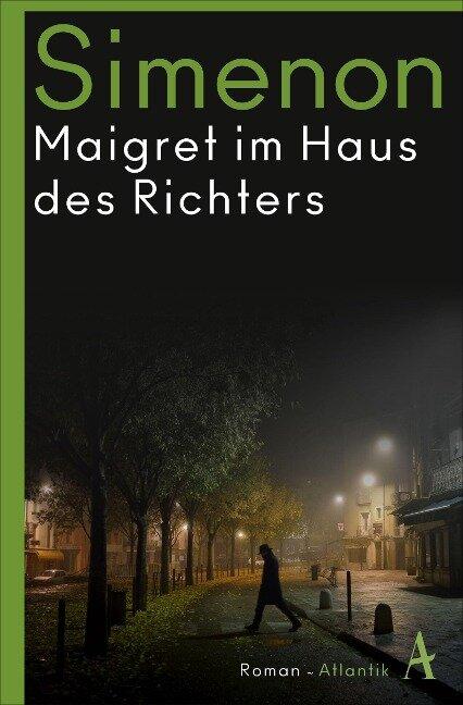 Maigret im Haus des Richters - Georges Simenon