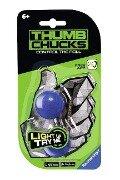 Thumb chucks blau -