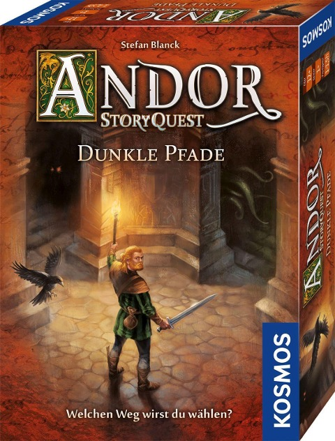 Andor StoryQuest - Stefan Blanck