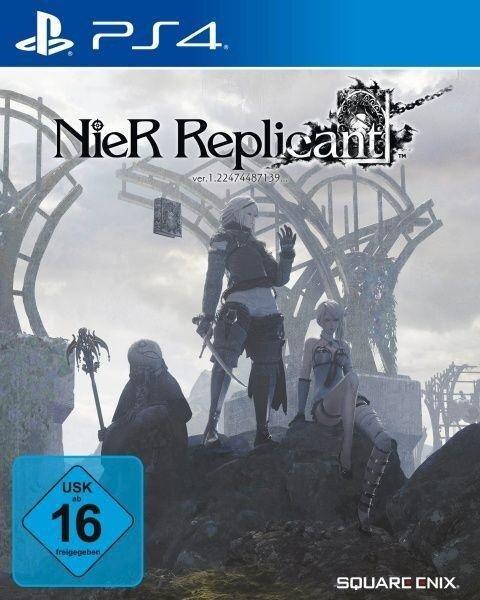 NieR Replicant ver.1.22474487139... (PlayStation PS4) -