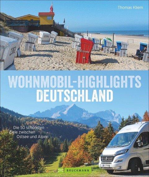 Wohnmobil-Highlights Deutschland - Thomas Kliem