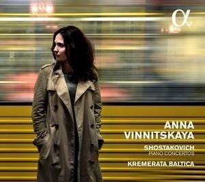 Klavierkonzerte 1 & 2/Concertino 94 - A. /Kremerata Baltica Vinnitskaya