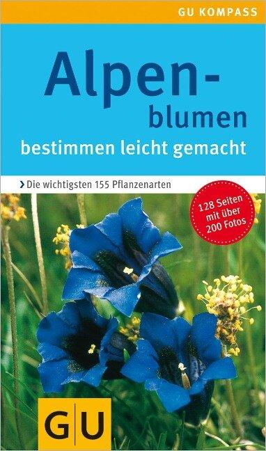 Alpenblumen Kompass